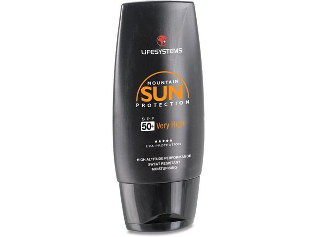 Lifesystems Mountain SPF50+ Sun Protection 100ml